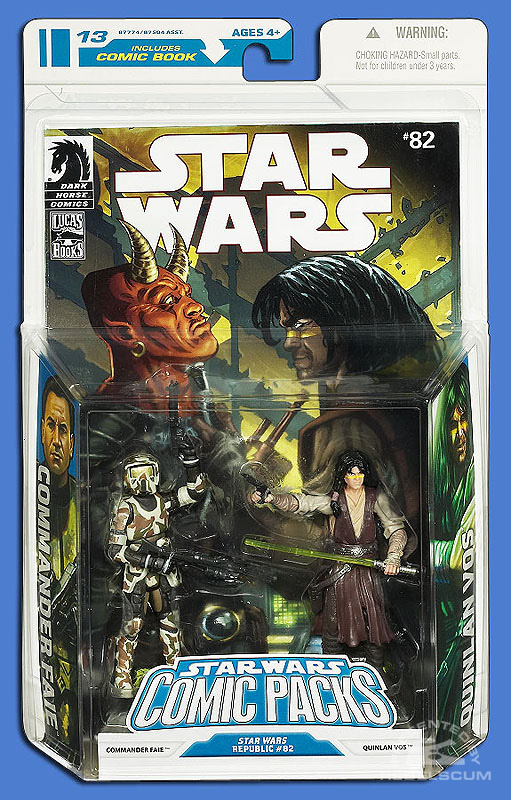 Star Wars: The Legacy Collection 08 Comic Pack 13 Packaging