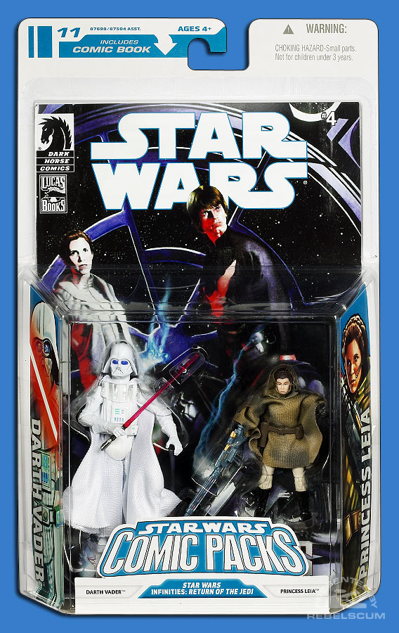 Star Wars: The Legacy Collection 08 Comic Pack 11 Packaging