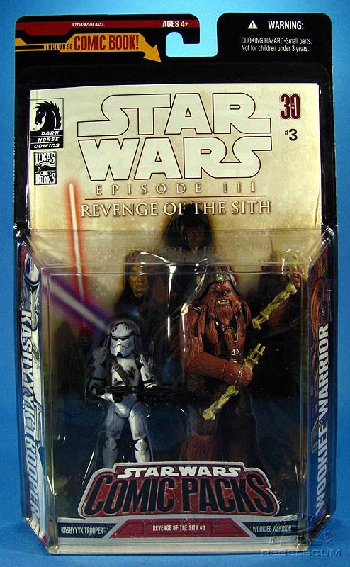 Star Wars: Comic Pack Wal*Mart Exclusive 5 Packaging