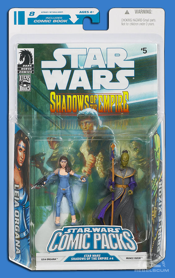 Star Wars: The Legacy Collection 08 Comic Pack 8 Packaging