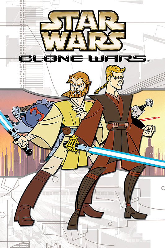 Clone Wars Photo Comic