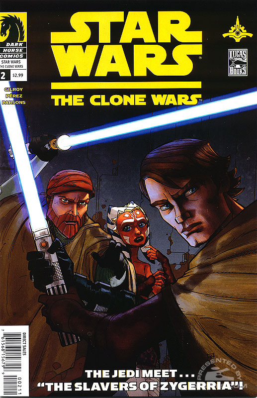 The Clone Wars #2