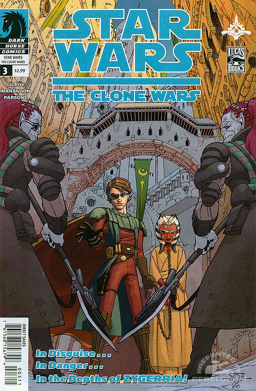 The Clone Wars #3