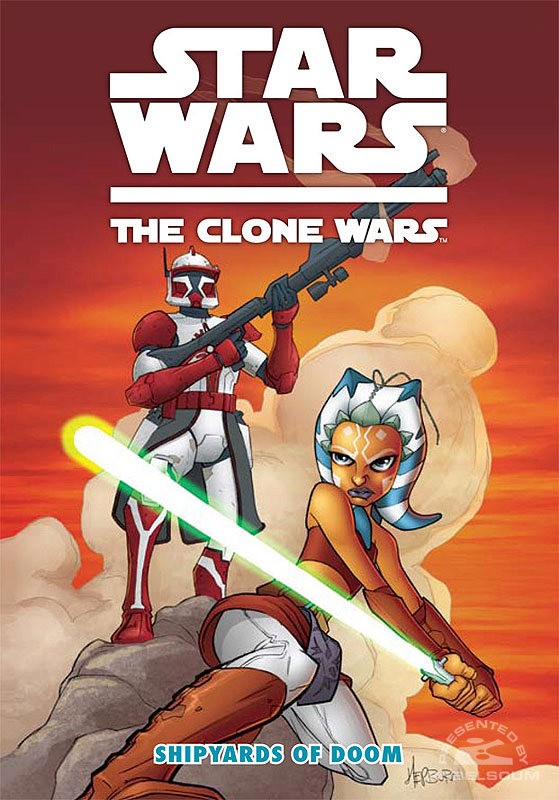 The Clone Wars – Shipyards of Doom (Target DVD Special) #1