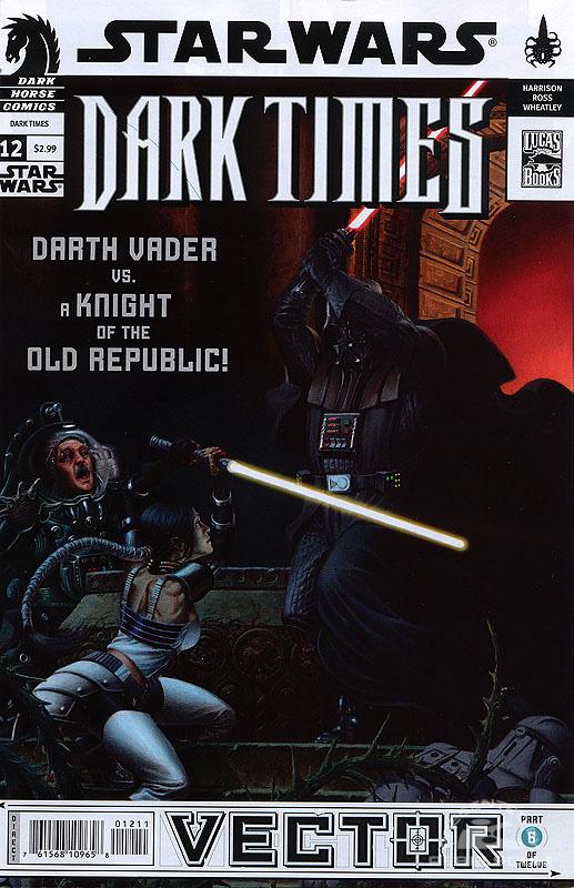 Dark Times #12
