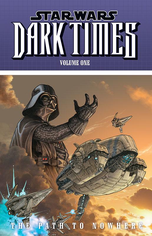Dark Times Trade Paperback #1
