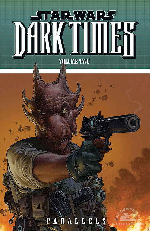 Dark Times Trade Paperback #2
