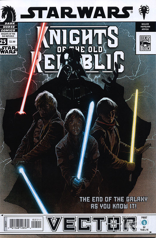 Knights of the Old Republic #25