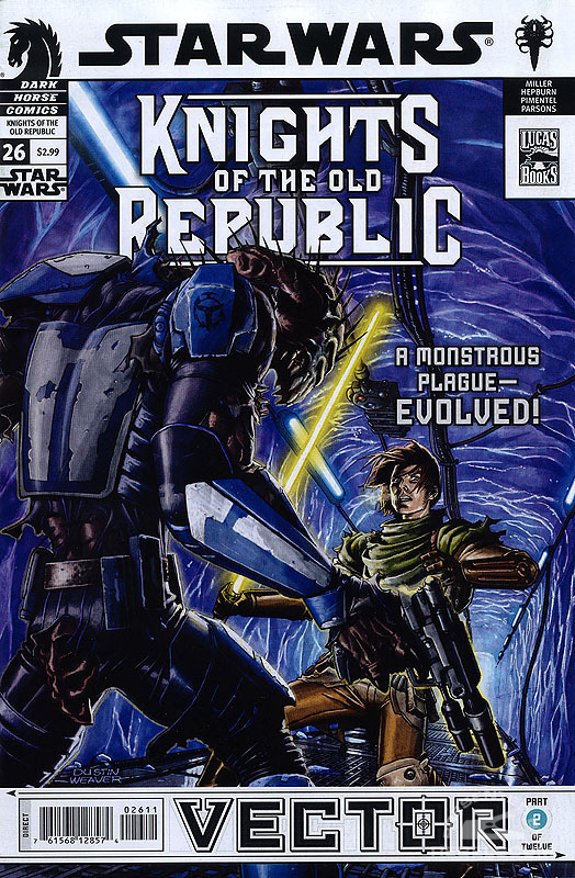 Knights of the Old Republic #26