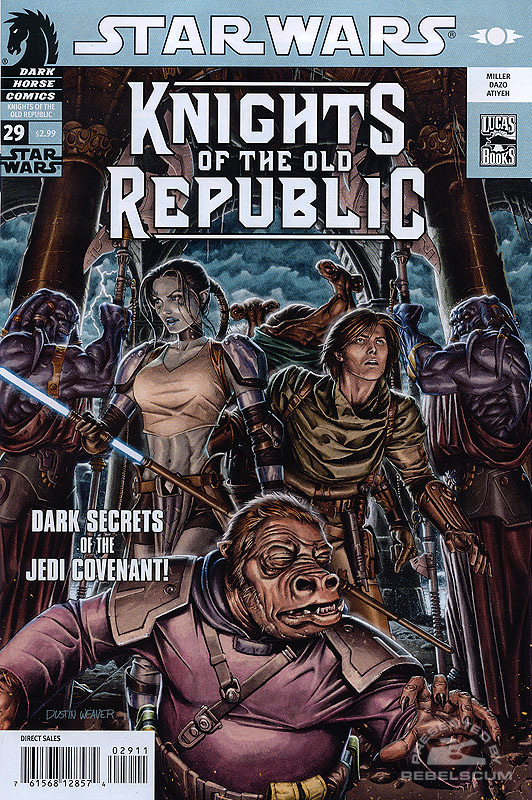 Knights of the Old Republic #29