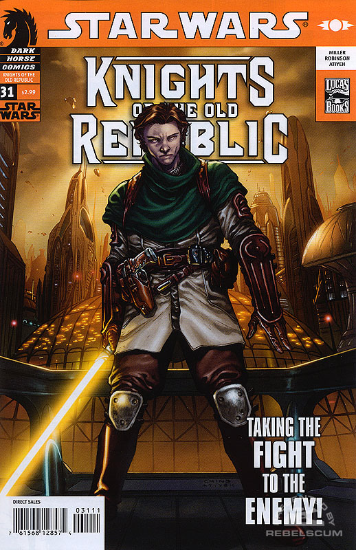 Knights of the Old Republic #31