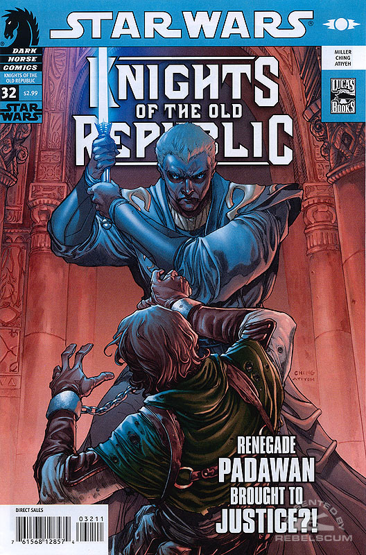 Knights of the Old Republic #32