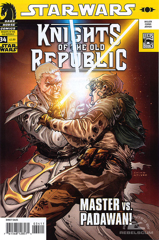 Knights of the Old Republic #34