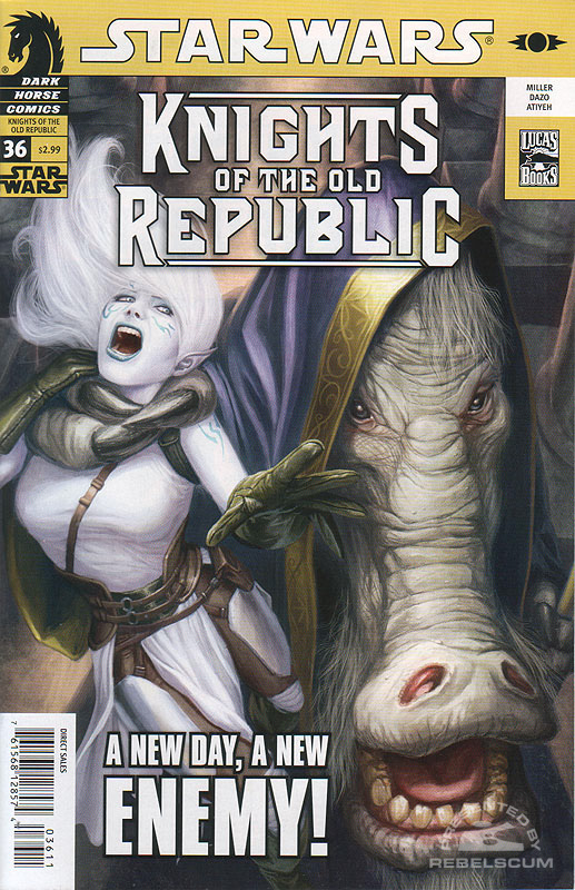 Knights of the Old Republic #36