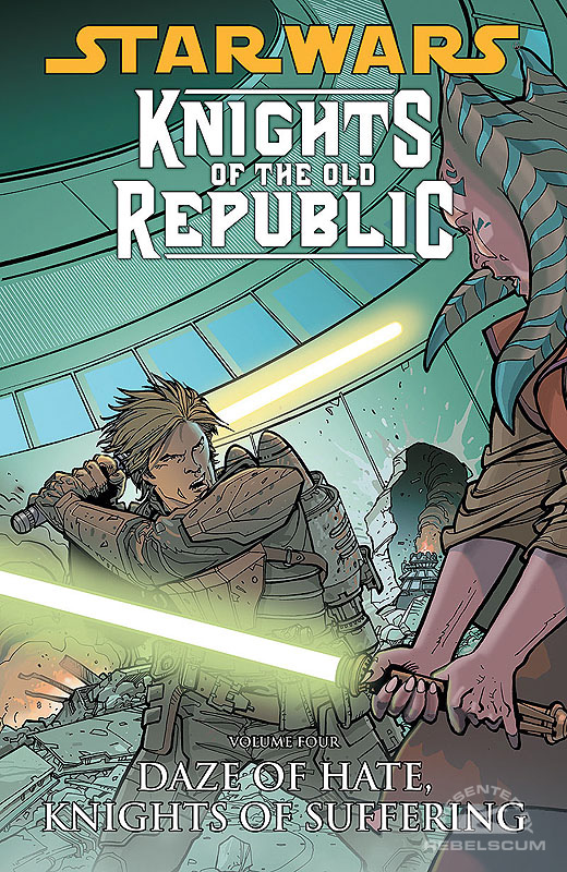 Knights of the Old Republic Trade Paperback #4