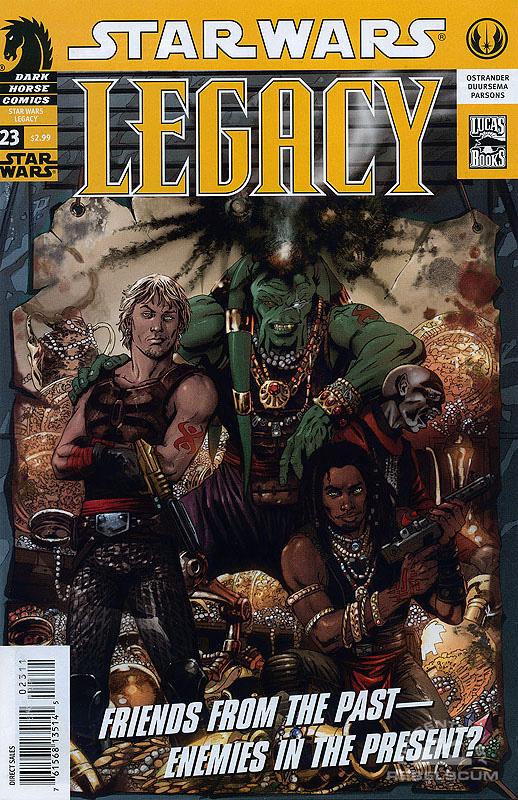 Legacy #23