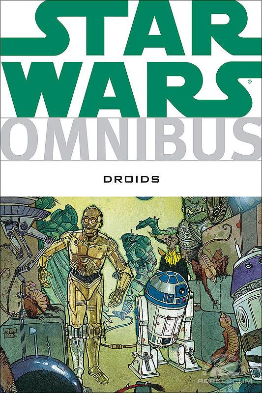 Star Wars Omnibus: Droids #1