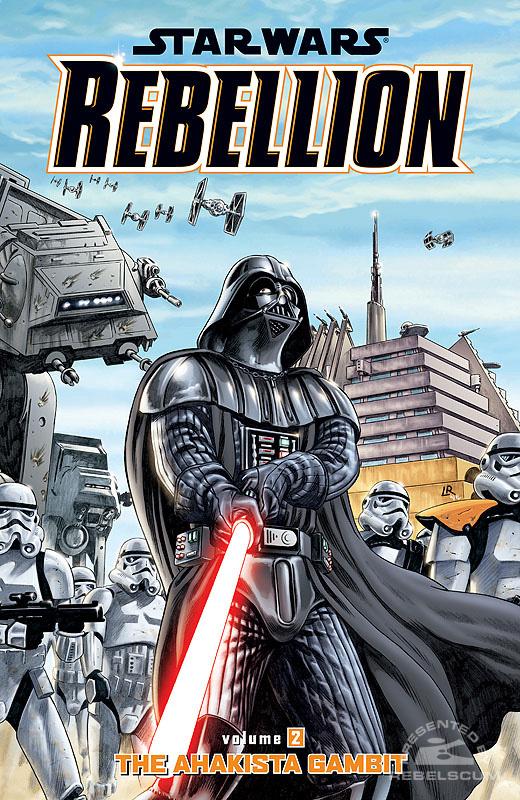 Rebellion Trade Paperback #2
