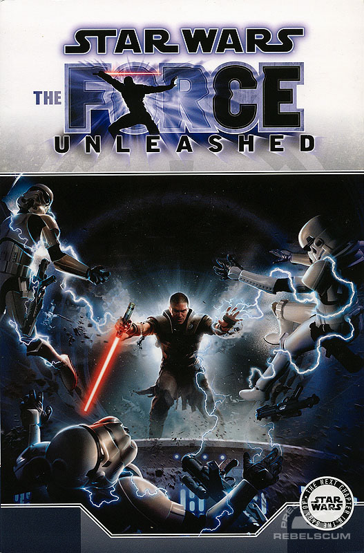 The Force Unleashed Trade Paperback