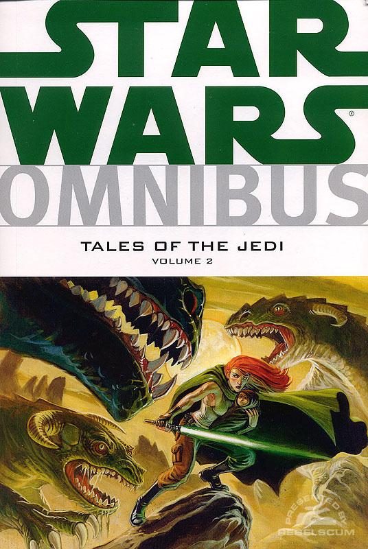 Star Wars Omnibus: Tales of The Jedi #2