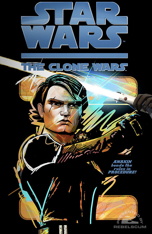 The Clone Wars Web Comic #3