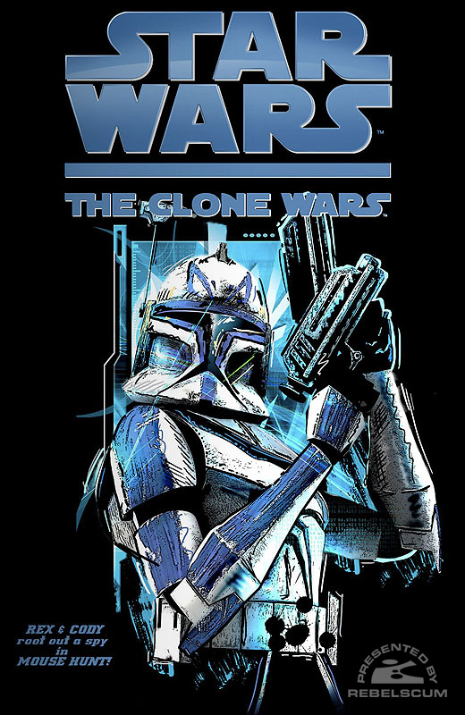 The Clone Wars Web Comic #5