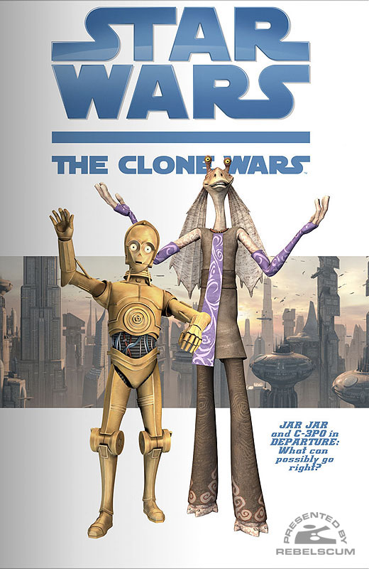 The Clone Wars Web Comic #8
