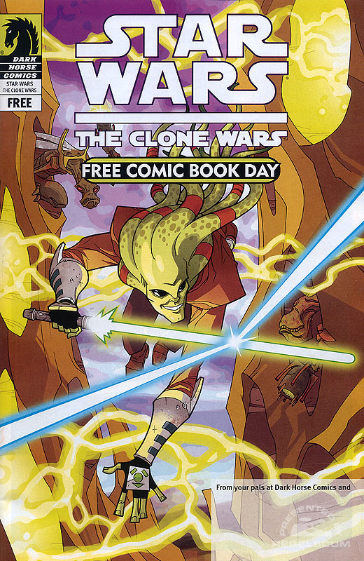 The Clone Wars – Free Comic Book Day 2009 Special