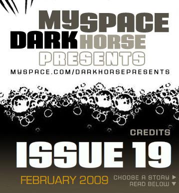 MySpace Dark Horse Presents #19