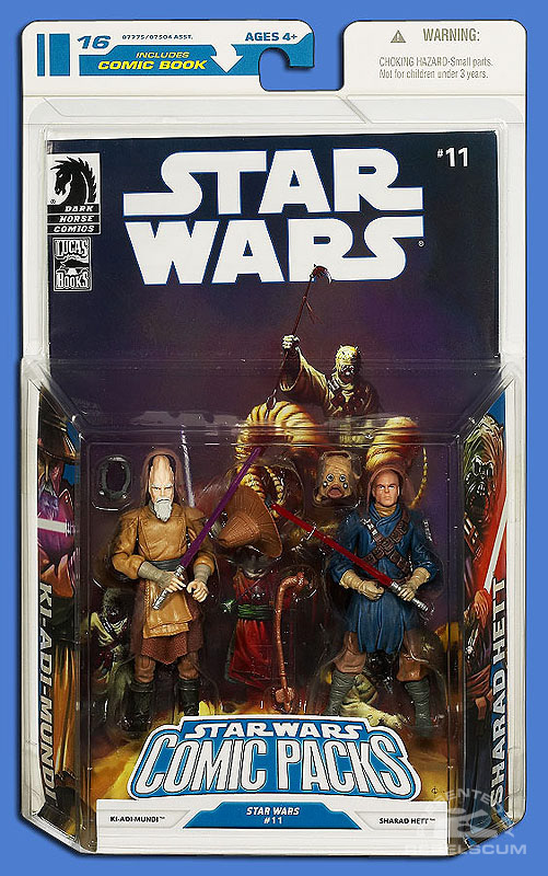 Star Wars: The Legacy Collection 08 Comic Pack 16 Packaging