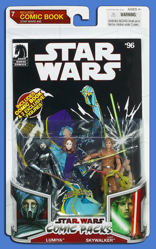 Star Wars: The Legacy Collection 09 Comic Pack 7 Packaging