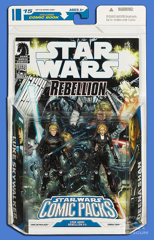 Star Wars: The Legacy Collection 08 Comic Pack 15 Packaging
