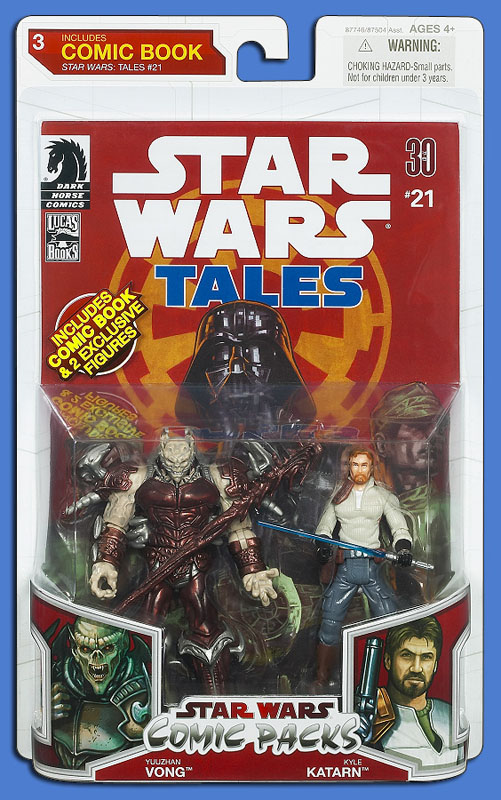 Star Wars: The Legacy Collection 09 Comic Pack 3 Packaging