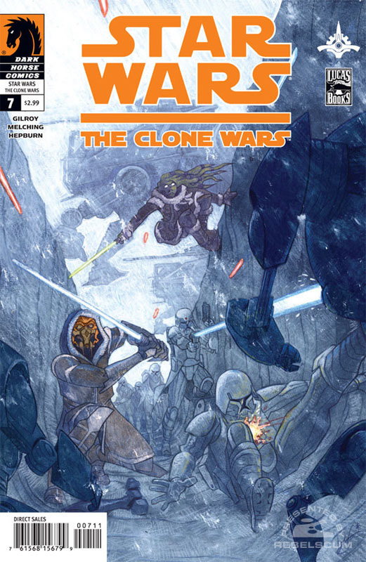 The Clone Wars #7