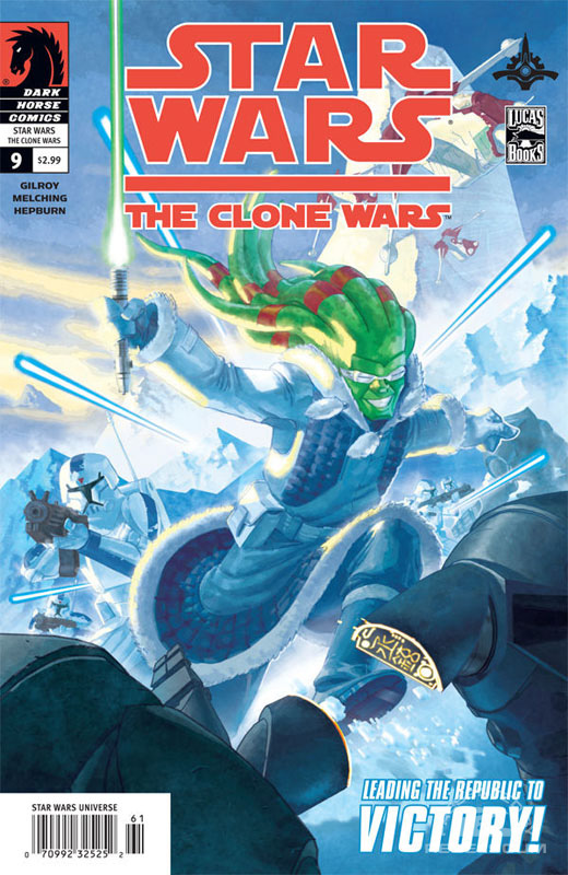 The Clone Wars #9