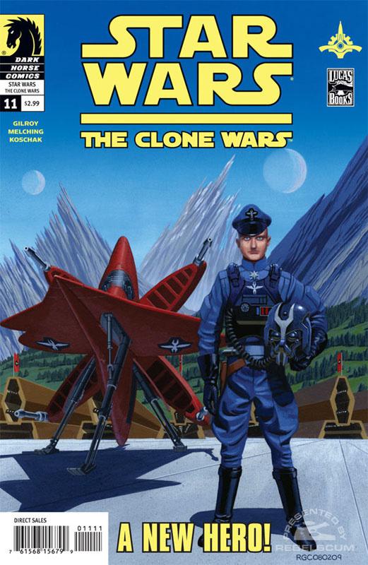The Clone Wars #11
