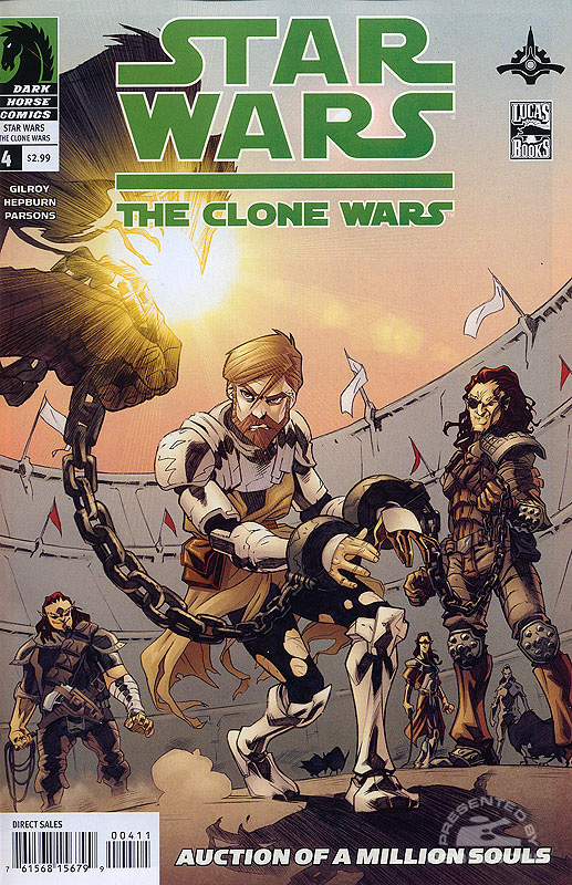 The Clone Wars #4