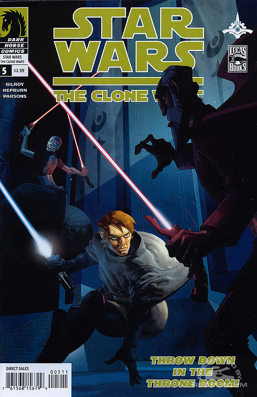 The Clone Wars #5