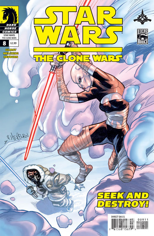The Clone Wars #8