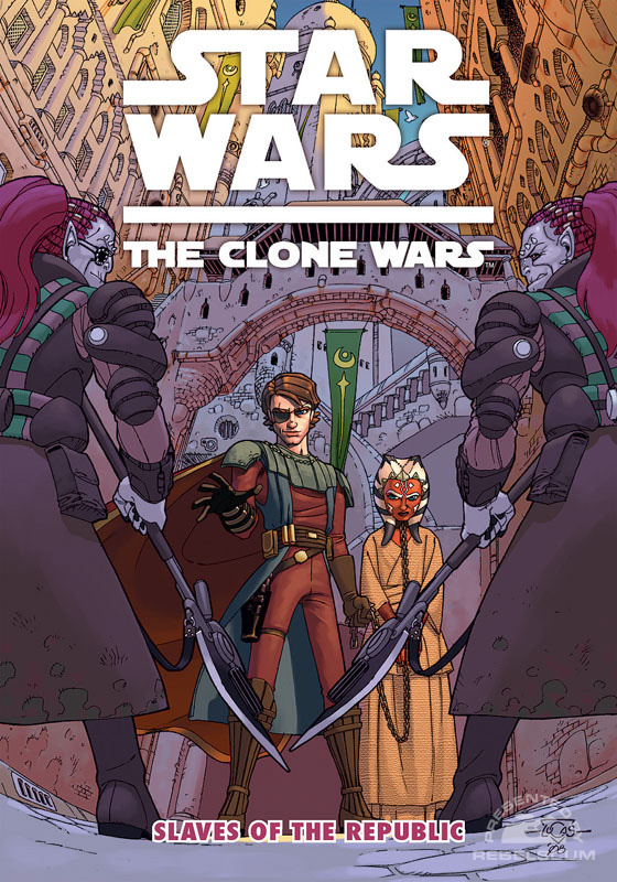 The Clone Wars – Slaves Of The Republic