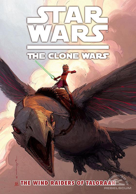The Clone Wars – The Wind Raiders of Taloraan #3