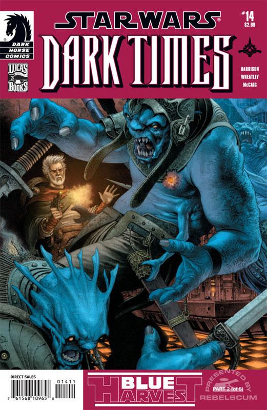 Dark Times #14