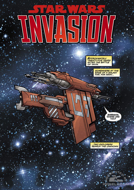 Invasion #0, part 1