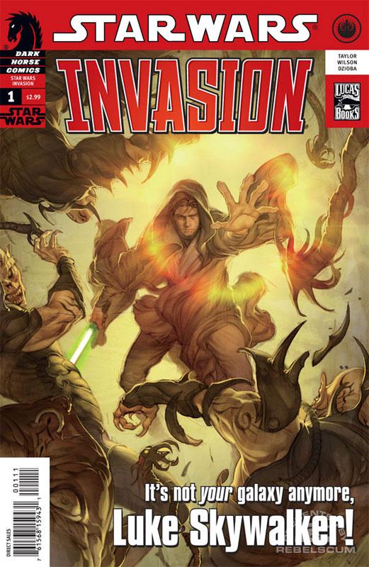 Invasion #1