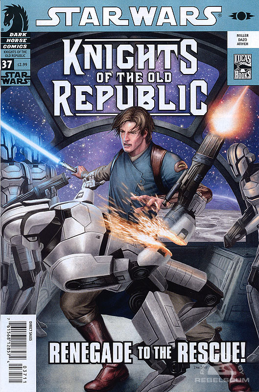 Knights of the Old Republic #37