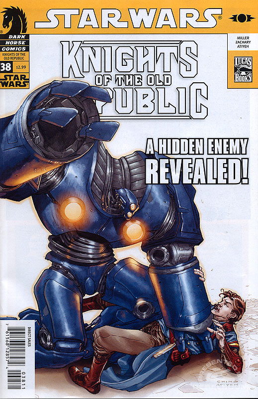 Knights of the Old Republic #38