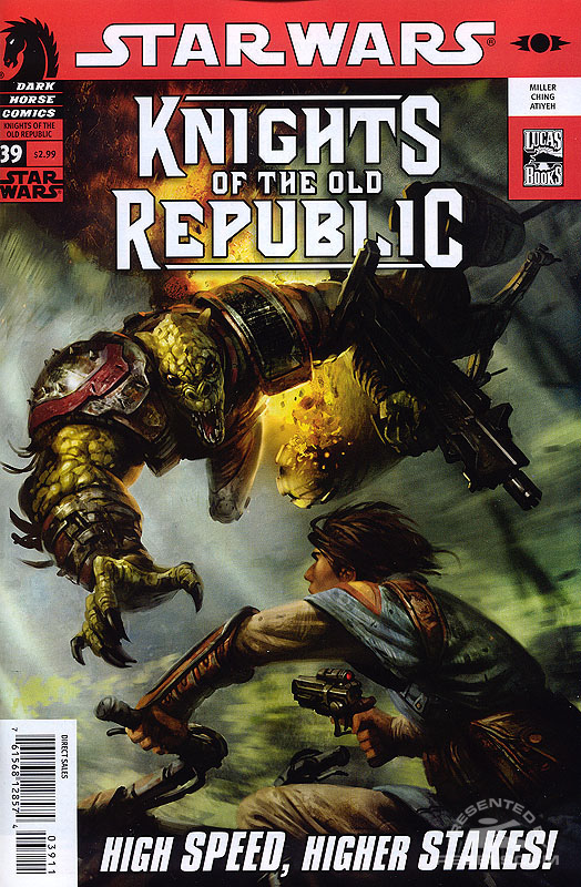 Knights of the Old Republic #39