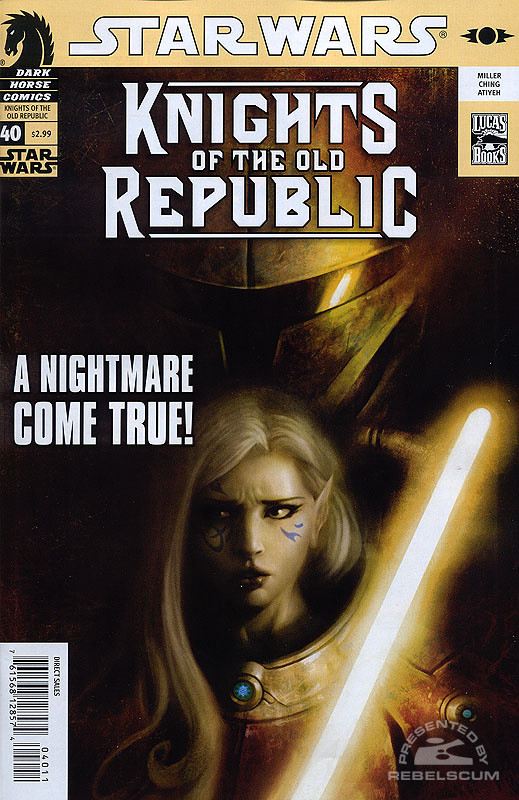 Knights of the Old Republic #40