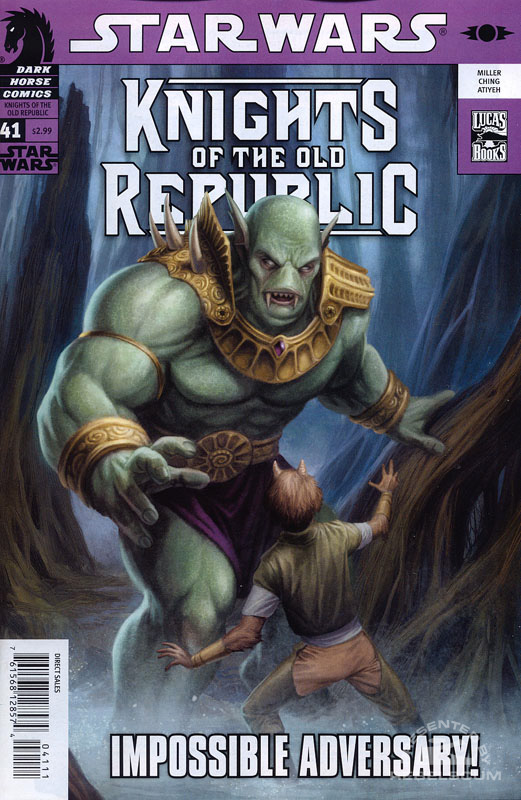 Knights of the Old Republic #41