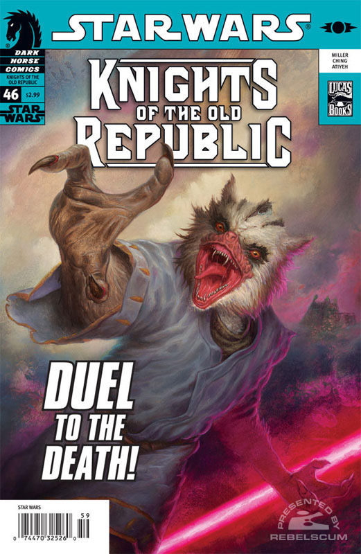 Knights of the Old Republic #46
